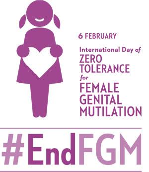 6 Febbraio 2017 – Giornata Mondiale contro la mutilazione genitale femminile