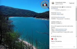 Scatti Lago di Fiastra
