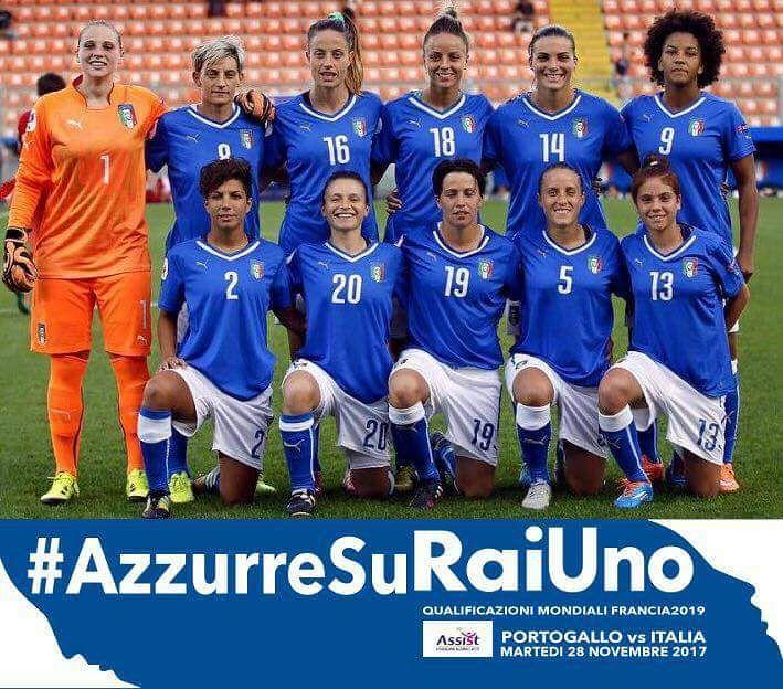 #AzzurreSuRaiUno – Un Mondiale per cui tifare ancora c'è!