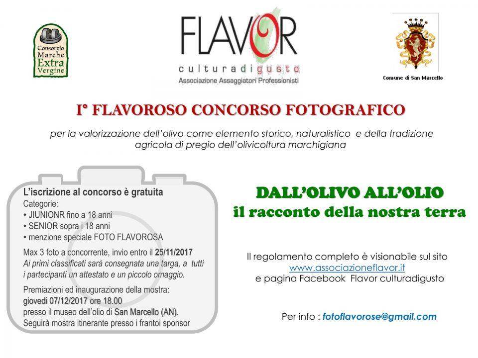 1° Flavoroso Concorso Fotografico