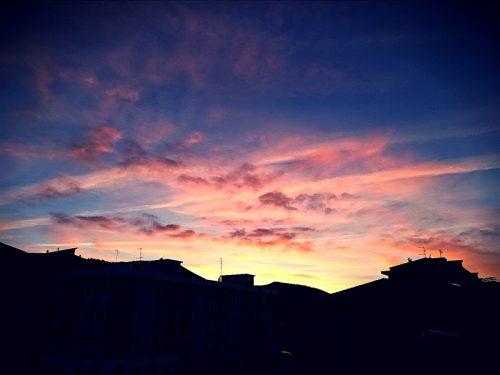 [Foto] Il tramonto che piace!