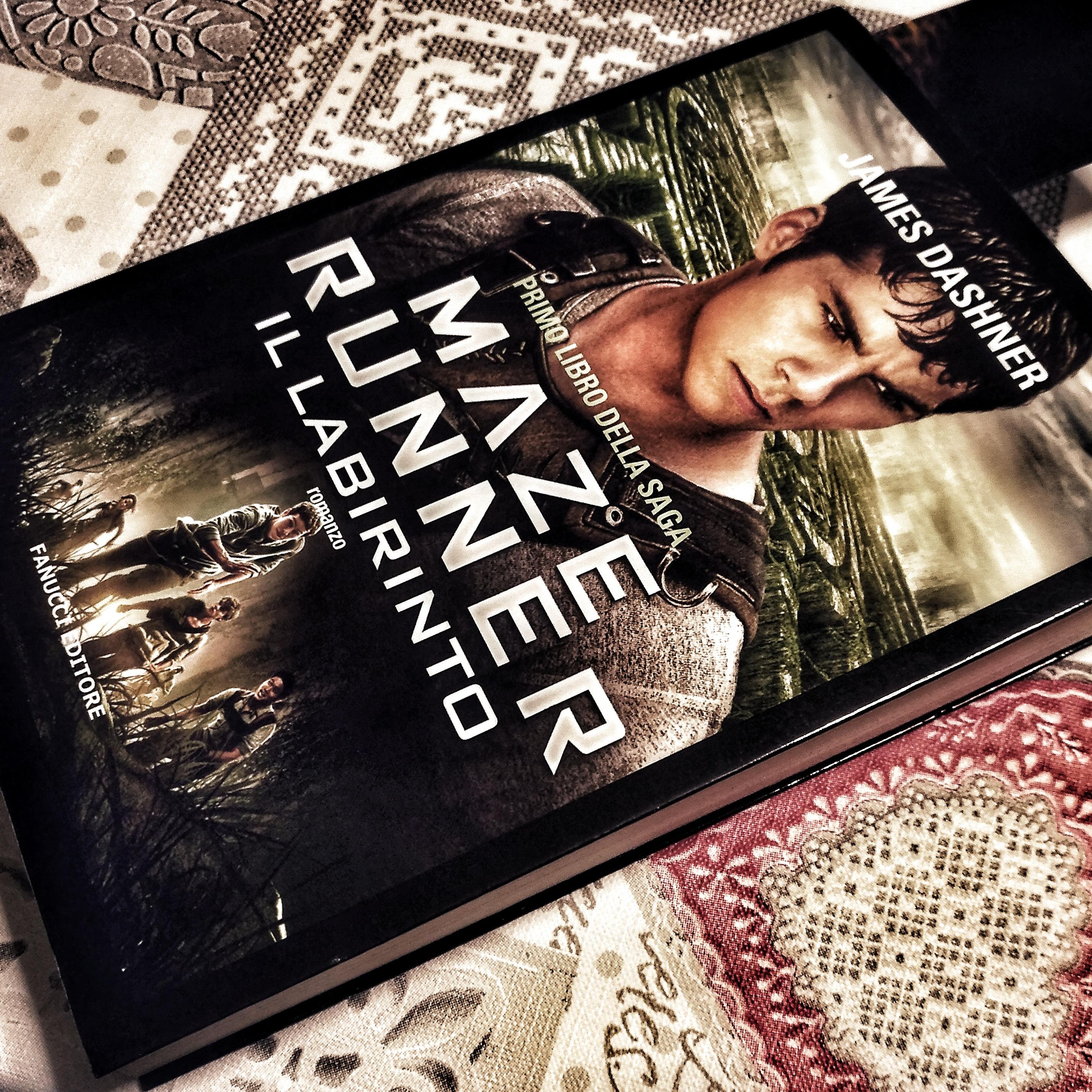 Maze Runner – Il Labirinto [James Dashner]