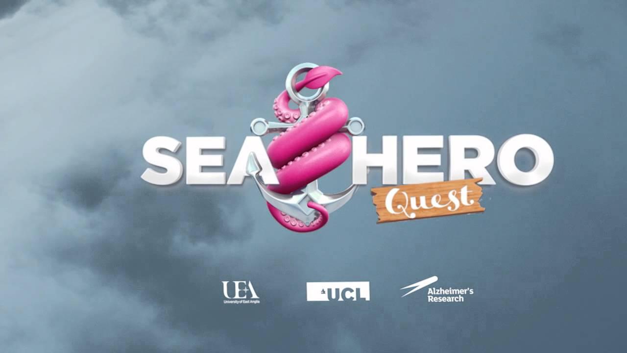Sea Hero Quest: come ratti da 70 kg!
