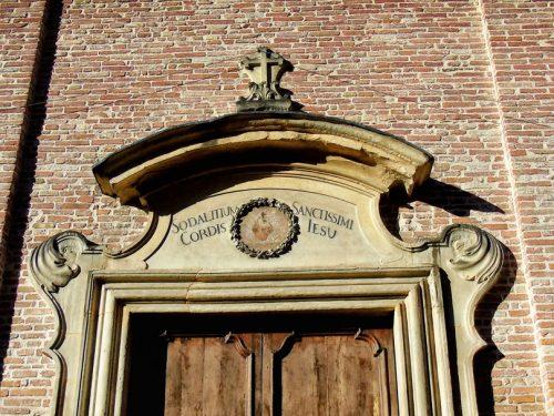 [Foto] Epigrafe della Chiesa di S. Onofrio – Scala Santa