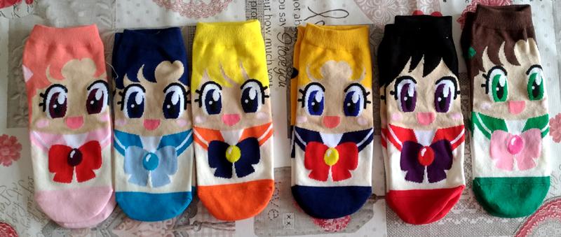socks sailor moon