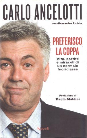 Preferisco la Coppa [Carlo Ancelotti]