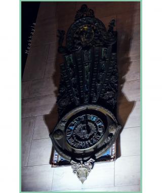 Lecce Orologio delle Meraviglie