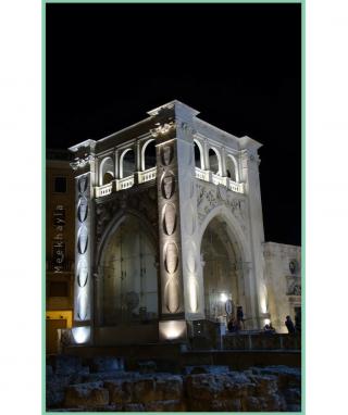 Palazzo del Seggio o il Sedile Lecce