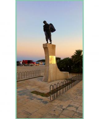Monumento alla Gente di Mare Porto Cesareo