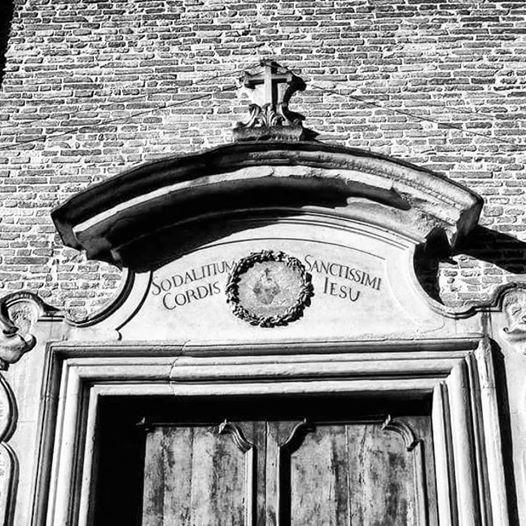 Epigrafe della Chiesa di S. Onofrio - Scala Santa