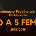 Calcio a 5 Femminile CSI Macerata