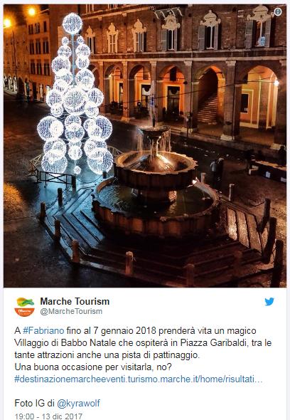 Ancora Natale a Fabriano