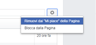Come eliminare fan dalla propria Pagina Facebook
