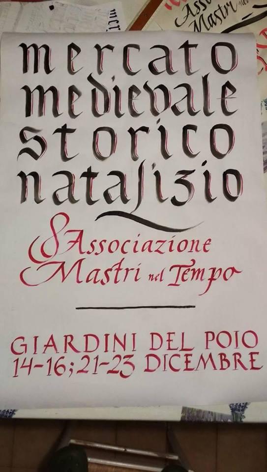 Mercato Medievale Storico Natalizio