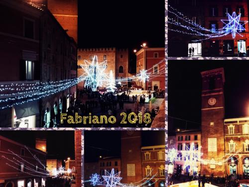 Fabriano: foto dal Villaggio Diffuso di Babbo Natale (e dintorni)