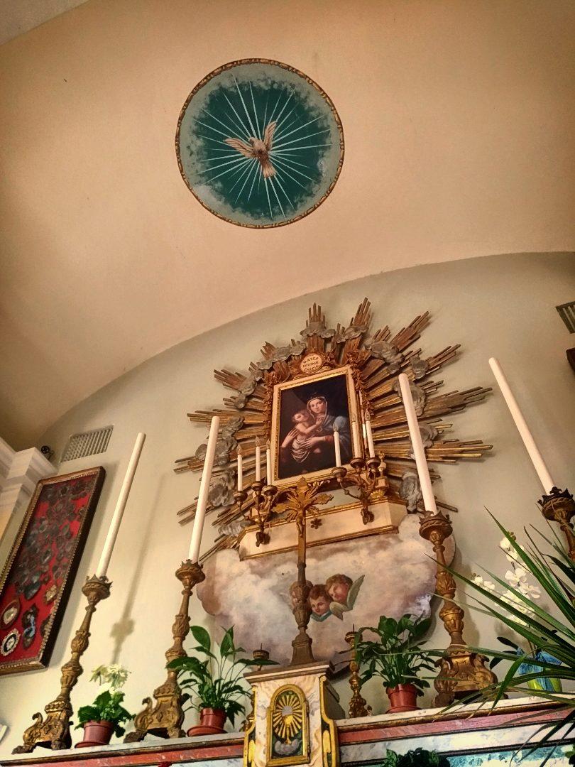 Fabriano Madonna delle Grazie