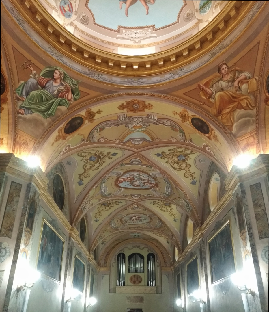 Eremo di San Silvestro in Montefano (Fabriano) - Chiesa di San Benedetto