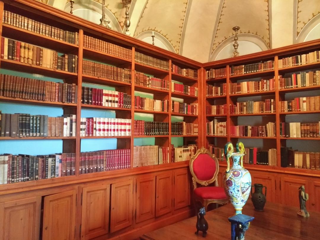 Eremo di San Silvestro in Montefano (Fabriano) - Biblioteca Storica
