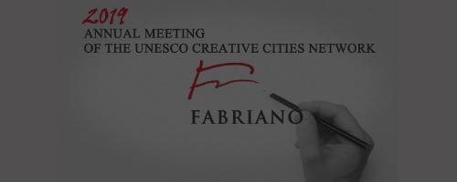 Fabriano Città Creativa UNESCO ospiterà la XIII Annual Conference 2019