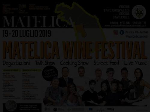 Matelica Wine Festival 2019