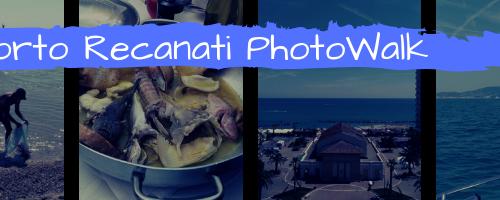 """Il mio primo Photowalk: Porto Recanati, il """"salotto sul mare"""""""