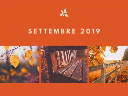 Tutti gli eventi a Fabriano di Settembre 2019