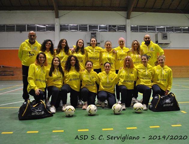 ASD S. C. Servigliano 2019/2020