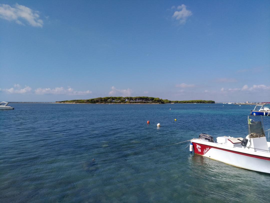 Porto Cesareo in Ottobre - Isola dei Conigli