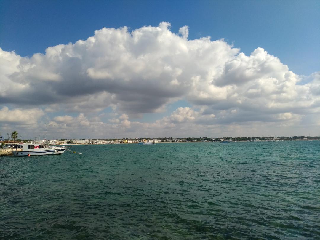 Porto Cesareo in Ottobre - Riviera di Levante
