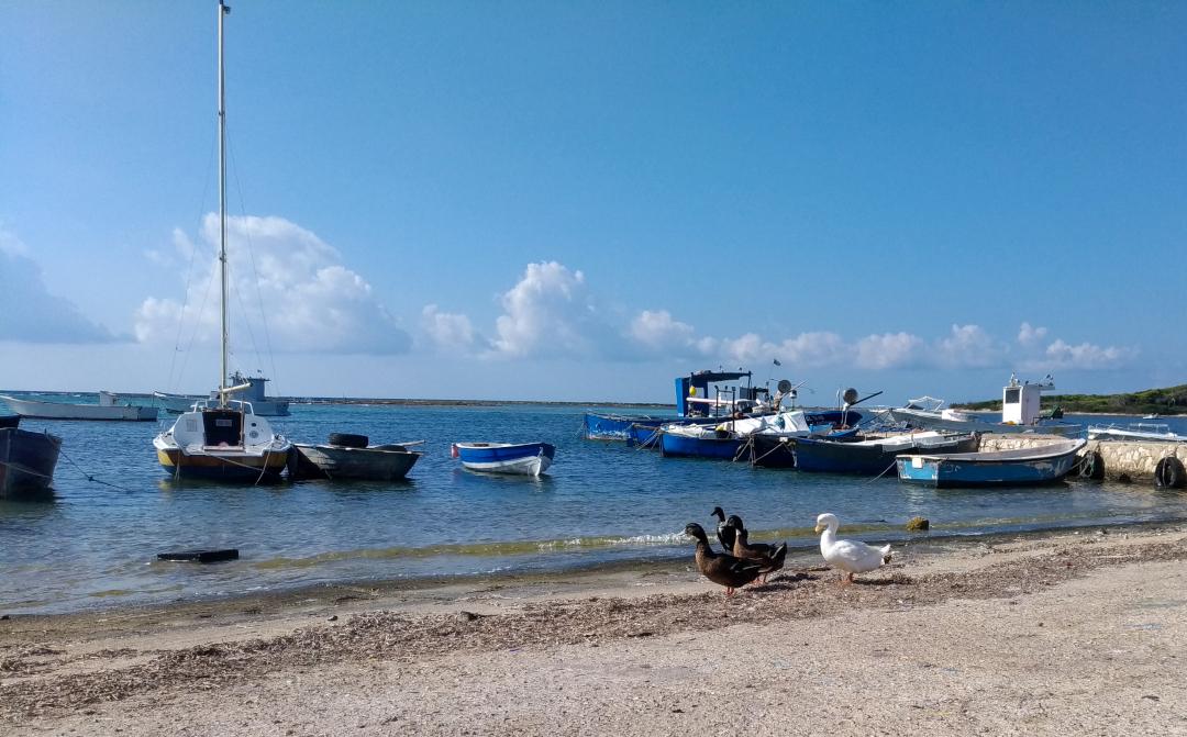 Porto Cesareo in Ottobre - Riviera di Ponente