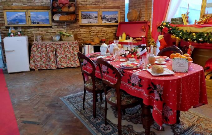 Casa di Babbo Natale - Natale 2019 @ Matelica
