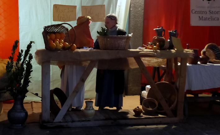 Presepe Vivente - Natale 2019 @ Matelica