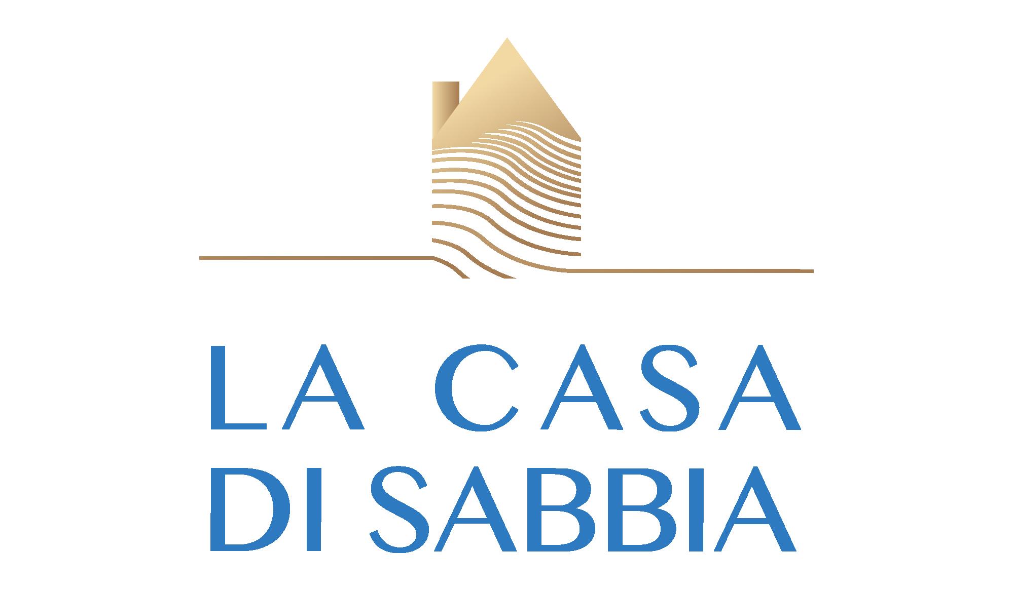 La Casa di Sabbia - Logo