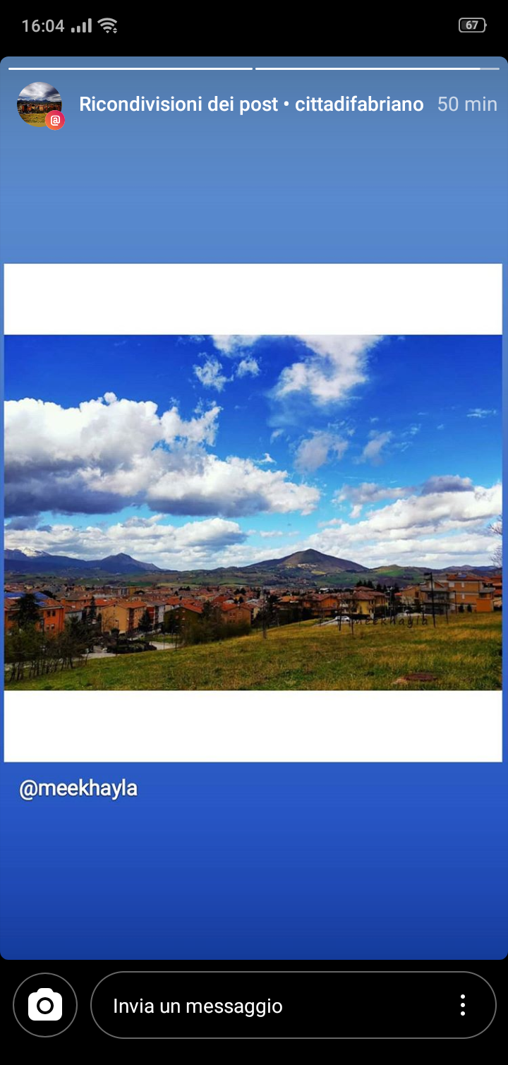 [Foto] Paesaggi fabrianesi - 02