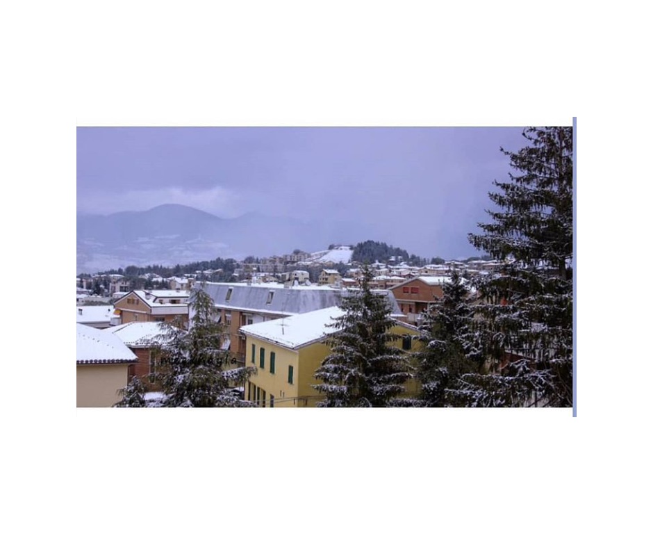[Foto] Nevicata di Marzo