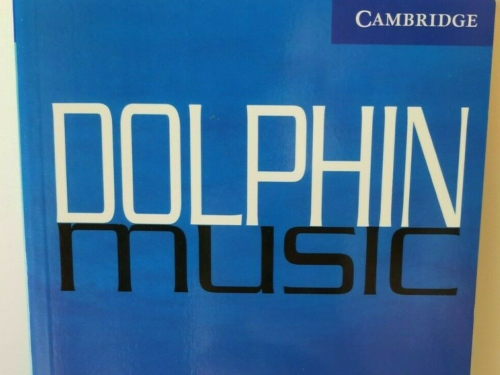 [VENDO] Dolphin Music | Antoinette Moses | Cambridge