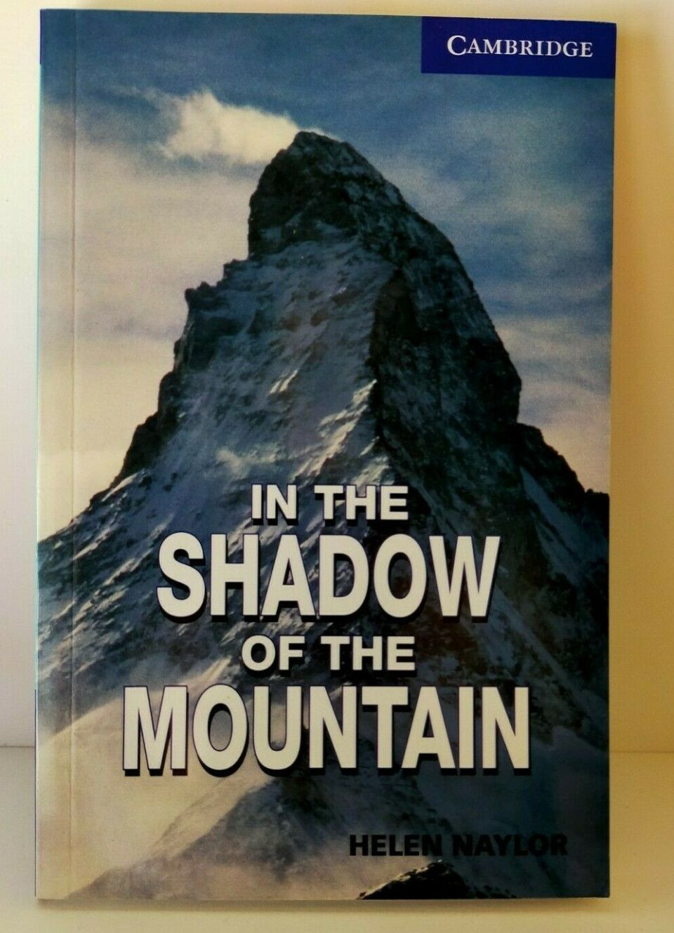 In The Shadow of the Mountain   Helen Naylor   Cambridge