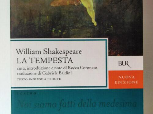 [Vendo] LA TEMPESTA | William Shakespeare