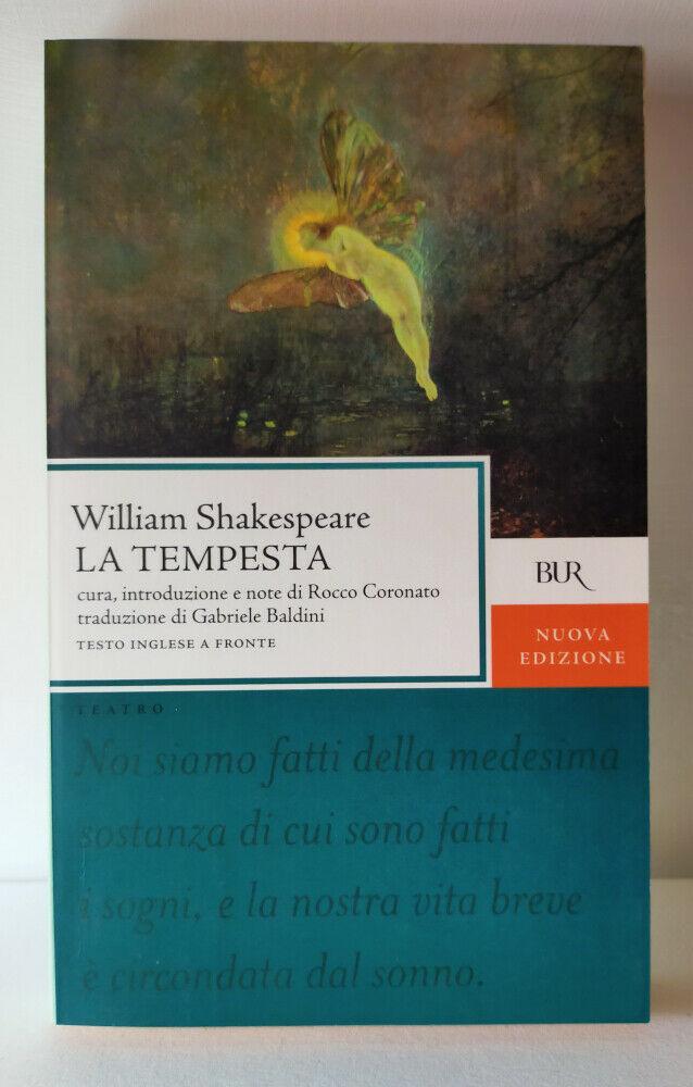 LA TEMPESTA   William Shakespeare