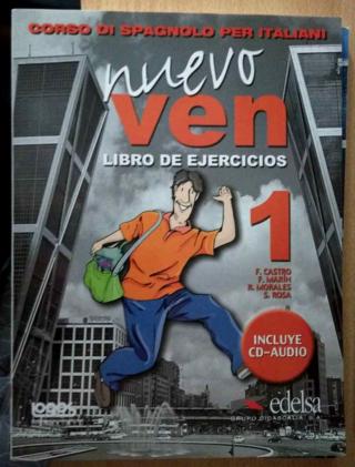 Nuevo Ven 1   Libro de Ejercicios - Corso di Spagnolo per Italiani