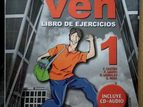 [Vendo] Nuevo Ven 1 | Libro de Ejercicios – Corso di Spagnolo per Italiani